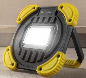 Maximus Akku-LED-Arbeitsstrahler 20 Watt im Angebot » Norma 8.1.2020 - KW 2
