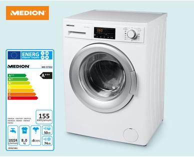 Hofer 19.9.2019: Medion MD 37352 Waschmaschine im Angebot