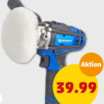 Michelin Akku-Poliermaschine im Angebot bei Penny 27.2.2020 - KW 9