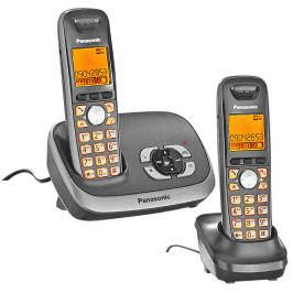 Panasonic KX-TG6522 Schnurloses Duo-Telefon
