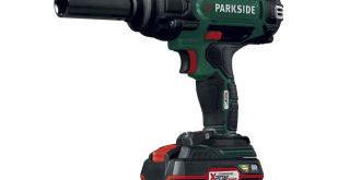 Parkside PASSK 20-Li A1 Akku-KFZ-Drehschlagschrauber Lidl 23.9.2019