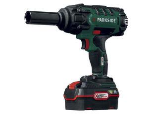Parkside PASSK 20-Li A1 Akku-KFZ-Drehschlagschrauber: Lidl Angebot ab 23.9.2019 - KW 39