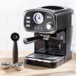 Norma 23.9.2019: Prinz Retro-Espressomaschine im Angebot