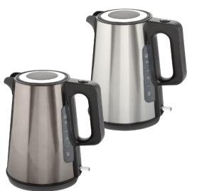 Aldi Nord | Quigg Edelstahl-Wasserkocher für 24,99€ + Weitere Angebote