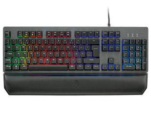 Silvercrest RGB INT 1000 Gaming-Keyboard als Knaller der Woche für 34,99€ bei Lidl