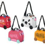 TopMove Kinder-Reisekoffer für 19,99€ bei Lidl