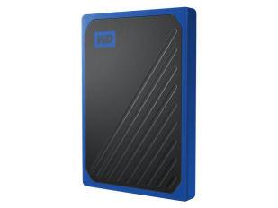 Western Digital My Passport Go 500 GB SSD-Festplatte im Lidl Angebot ab 30.9.2019 - KW 40