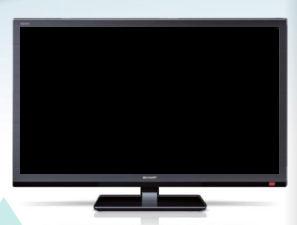 Sharp LC-24CHF4012E Fernseher