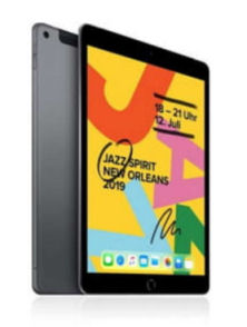 Apple iPad 10 32 GB WiFi Tablet-PC 2019