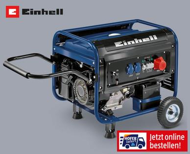 Hofer | Benzin-Stromerzeuger von Einhell für 579€ im Angebot