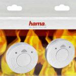 HAMA LM-107A Rauchwarnmelder-Set bei Kaufland 2.4.2020 - KW 14