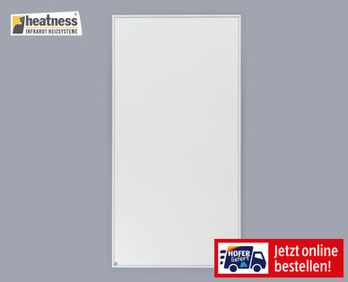Heatness Mobile Indoor-Infrarotheizung: Hofer Angebot ab 14.10.2019 - KW 42