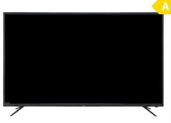 JTC Atlantis 5.0 UHD Fernseher | Real Angebot 21.10.2019 - KW 43