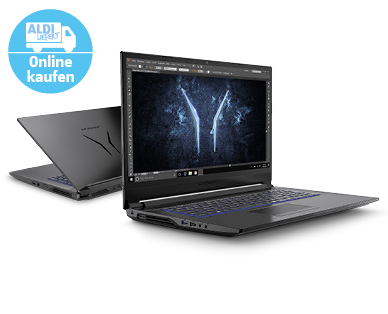 Aldi 24.10.2019: Medion Erazer P17815 Core Gaming Notebook im Angebot