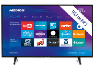 Medion Life X15060 MD32060 Smart-TV Fernseher