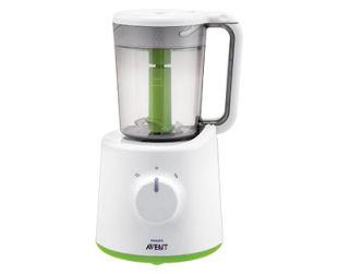 Philips Avent SCF870/20 2-in-1 Baby Dampfgarer und Mixer im Angebot » Aldi Süd 27.1.2020 - KW 5