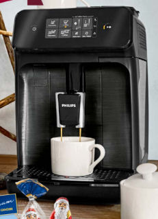 Philips Kaffeevollautomat 1200 Series