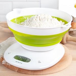PowerTec Kitchen Digitale Küchenwaage Norma 14.10.2019