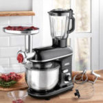 PowerTec Kitchen Multifunktions-Küchenmaschine im Angebot bei Norma 6.4.2020 - KW 15