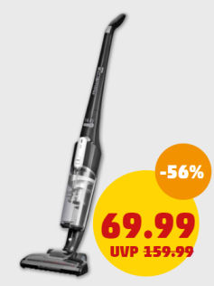 Rowenta Air Force Light RH6545WH Akku-Stielsauger im Angebot » Penny 9.2.2020 + Real 13.1.2020