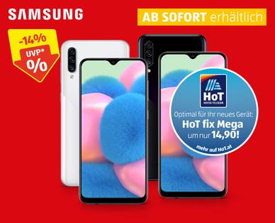 Hofer | Galaxy A30s Smartphone von Samsung für 239€ im Angebot