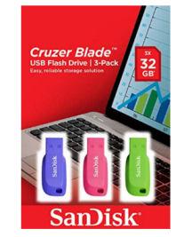 SanDisk USB-Stick Cruzer Blade 32 GB