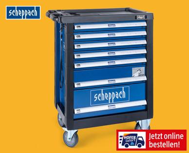 Scheppach Premium Werkstattwagen TW1000 bestückt im Angebot | Hofer 31.10.2019 - KW 44