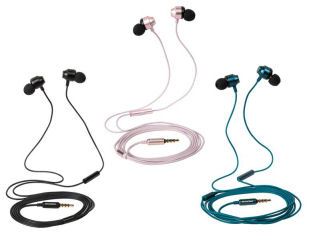 Silvercrest SKG 1 A1 In-Ear Kopfhörer im Angebot bei Lidl » KW 45 ab 4.11.2019