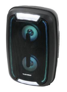 Telefunken BS1023 Bluetooth-Party-Lautsprecher Real 7.10.2019