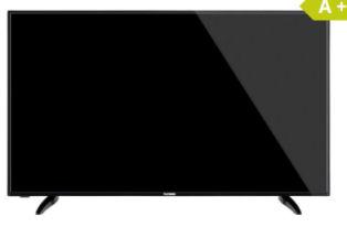 Telefunken D55U551N4CWH Ultra-HD Fernseher | Real Angebot 21.10.2019 - KW 43