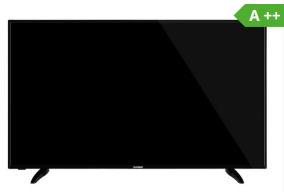 Telefunken D58U551N4CWH Ultra-HD Fernseher