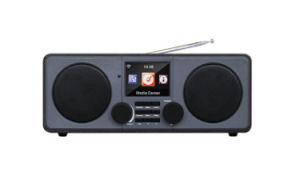 Real | DAB 600 IR V3 DAB+ WLAN Internetradio von Xoro für 64,95€ im Angebot