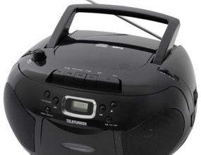 Bild von Telefunken RCC1001M MP3-CD-Radio bei Real 30.11.2020 – KW 49