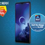 Hofer 4.3.2020: Alcatel 3x Smartphone im Angebot