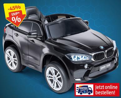 BMW X6M Kinder-Elektro-Auto