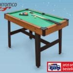 Hofer 21.11.2019: Carromco Billardtisch im Angebot