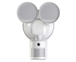 Easy Home Außenkamera mit LED-Strahler