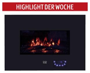 Easy Home Elektrischer Kamin als Highlight der Woche | Aldi Süd 14.11.2019 - KW 46
