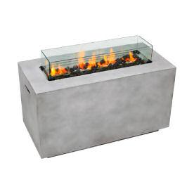 Gas-Feuertisch Monolith