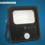 Maginon LED-Strahler mit Überwachungskamera im Angebot bei Hofer 8.1.2020 - KW 2