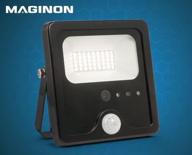 Maginon LED-Strahler mit Überwachungskamera