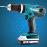Makita DK18113X1 Werkzeug-Set im Angebot bei Hofer 28.11.2019 - KW 48