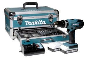Makita HP457DWEX4 Schlagbohrschrauber