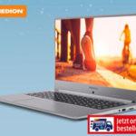 Medion Akoya P15648 Notebook im Angebot bei Hofer 14.5.2020 - KW 20