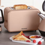 Penny 29.4.2020: Progress Toaster Retro Metallic im Angebot