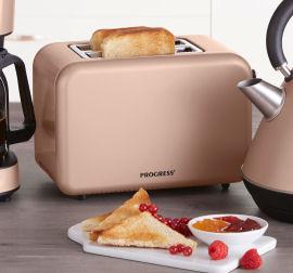 Penny 28.11.2019: Progress Toaster Retro Metallic im Angebot