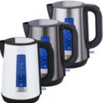 Quigg Metall-Wasserkocher im Angebot | Aldi Nord 21.11.2019 - KW 47