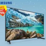 Hofer 27.11.2019: Samsung 50RU7090 50-Zoll UHD Smart-TV Fernseher im Angebot