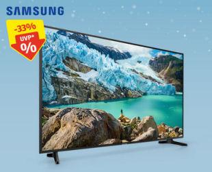 Samsung 50RU7090 50-Zoll UHD Smart-TV Fernseher