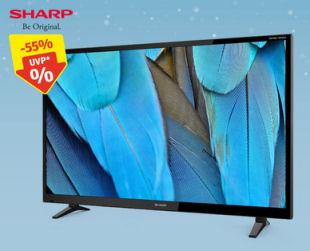Sharp LC-32HI3012E 32-Zoll HD-Fernseher